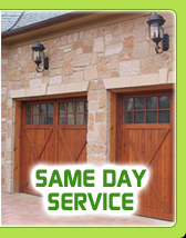 Cary NC Garage Door same day services